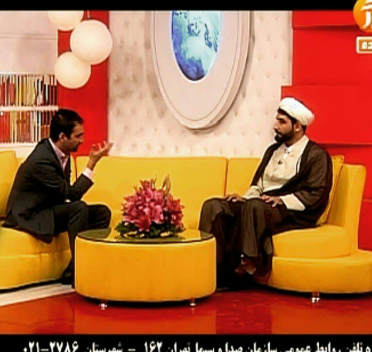 Iran TV Education Network, Another Sub Program, Martyrdom of Hazrat Zahra-s -محمودرضا قاسمی